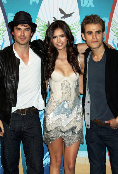 Paul wesley dating history
