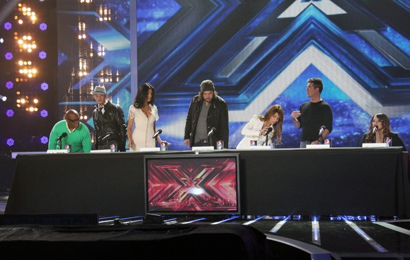 The X Factor USA Finale Press Conference