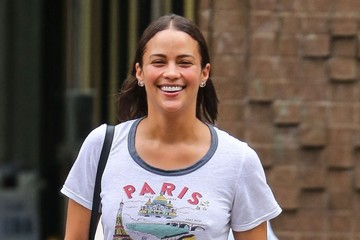 Paula Patton Paula Patton Is All Smiles in NYC