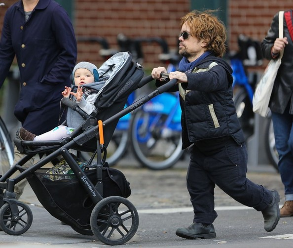 Peter Dinklage And Zelig Dinklage Photos Photos Peter