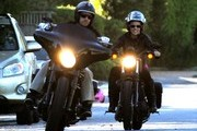The Couple That Rides Together... - Star Pics: September 23, 2013