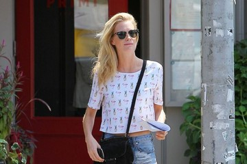 Poppy Delevingne Poppy Delevingne Steps Out in NYC