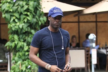 Pras Pras Has Lunch at Il Pastaio in Beverly Hills