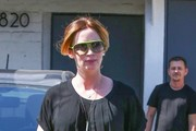 Emily Blunt Heads Out in Los Angeles