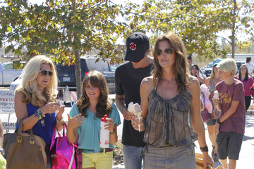 Presley Gerber Celebrities Attend The Malibu Chili Cook Off & Carnival