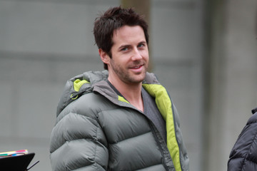 Niall Matter Primeval: New World  Films In Vancouver