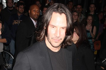 Keanu Reeves 'The Private Lives Of Pippa Lee' New York Premiere