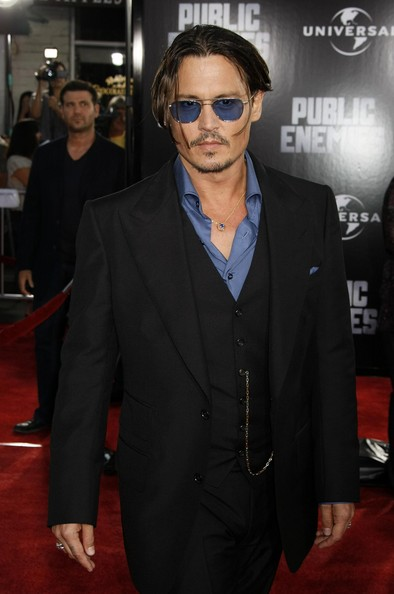 johnny depp public enemies. The One and Only Johnny Depp!