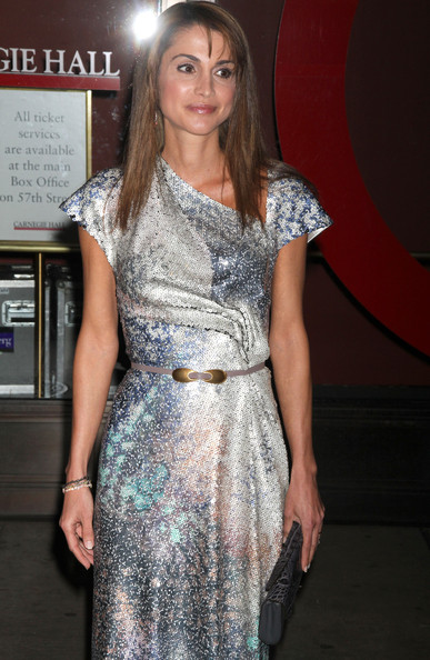 Queen Rania - The 2010 Glamour Magazine Women Of The Year Awards
