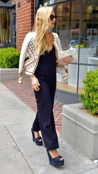 Rachel Zoe and Son Skyler Go Out Shopping in West Hollywood