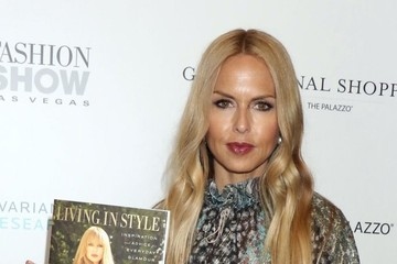 Rachel Zoe Rachel Zoe and Husband Host Ovarian Cancer Research Convention