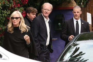 Rachelle Carson Celebrities Attend The Debbie Reynolds & Carrie Fisher Memorial In Beverly Hills