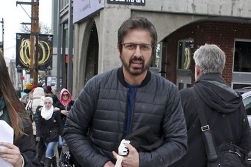 Ray Romano Celebrities Out And About At The 2017 Sundance Film Festival