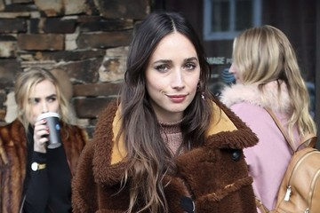 Rebecca Dayan Celebrities Out And About At The 2017 Sundance Film Festival