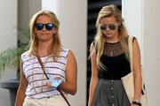 Reese Witherspoon and Daughter Ava Leave Her Office