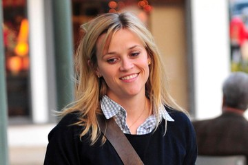 Reese Witherspoon Reese Witherspoon At A Meeting In Santa Monica