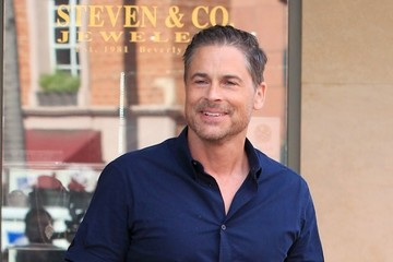 Rob Lowe Rob Lowe Seen Out In Beverly Hills