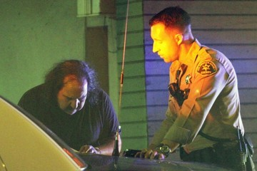 Ron Jeremy Ron Jeremy Gets Pulled Over In West Hollywood