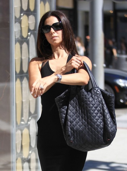 Roselyn Sánchez Goes Shopping in Beverly Hills