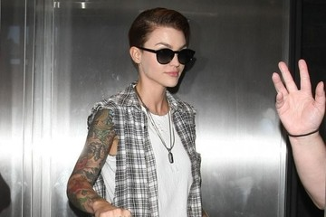 Ruby Rose Ruby Rose Goes out Shopping in Beverly Hills