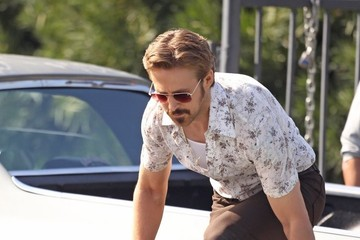 Ryan Gosling Ryan Gosling Films 'The Nice Guys' — Part 2