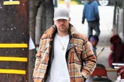 Ryan Gosling Goes Out for Lunch in Los Feiz