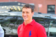Ryan Lochte Visits The Today Show