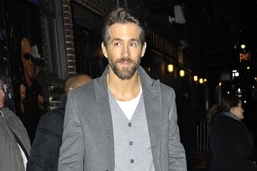 Ryan Reynolds Celebs Making An Appearance On The 'Late Show With David Letterman'