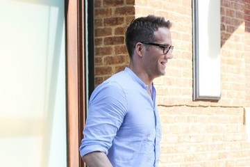 Ryan Reynolds Pregnant Blake Lively & Ryan Reynolds Step Out In NYC