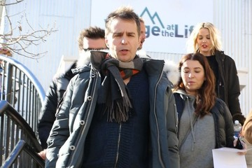 Sam Rockwell Celebs at the Sundance Film Festival