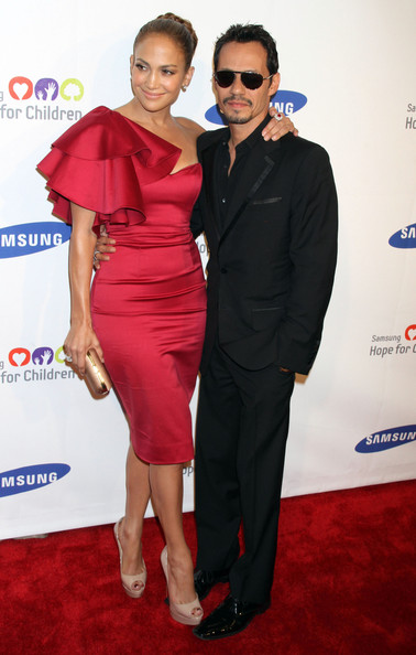 Celebrities at the Samsung Hope for Children Gala in New York City, NY.