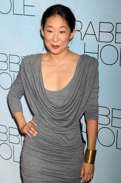 Sandra Oh - Wallpaper Colection