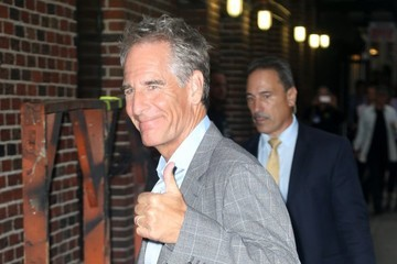 Scott Bakula Celebrities Appear on the 'Late Show With Stephen Colbert' in NYC