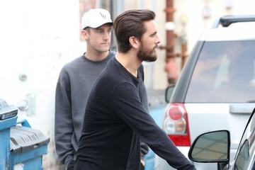 Scott Disick Scott Disick Goes Shopping in Beverly Hills