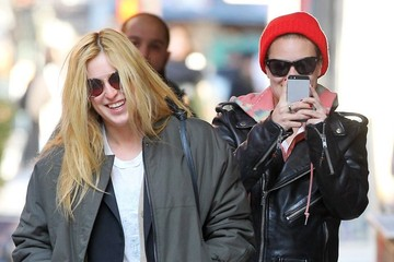 Scout Willis Scout & Tallulah Willis Out and About in NYC