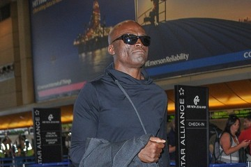 Seal Seal Departs From LAX Airport In Los Angeles