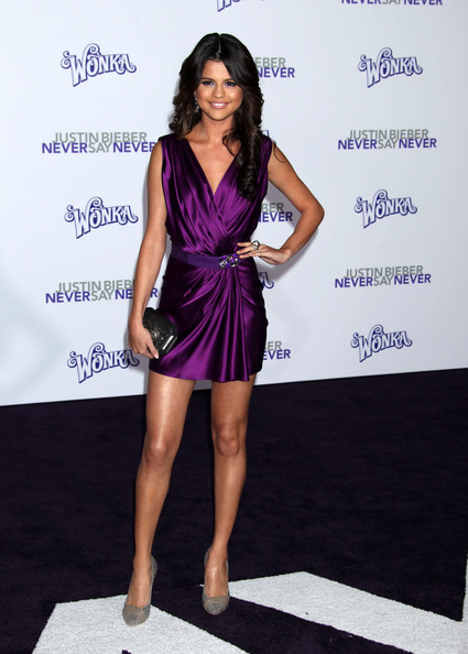 selena gomez and justin bieber never say never premiere. quot;Justin Bieber: Never Say