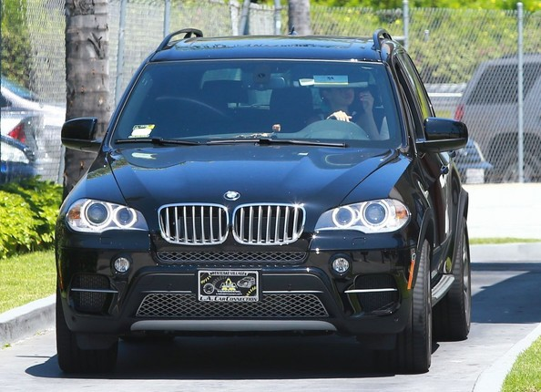 What Car Does James Franco Drive