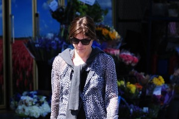 Selma Blair Selma Blair Shops for Groceries