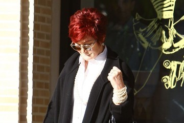 Sharon Osbourne Sharon Osbourne Shops at Barneys New York