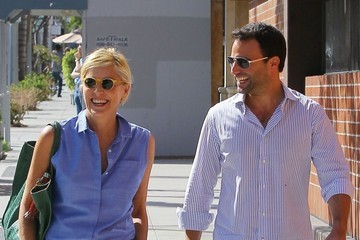 Sharon Stone Sharon Stone Steps Out With Much Younger Man