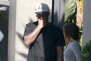 Sean 'P. Diddy' Combs Out in Hollywood