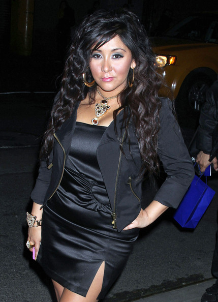 ad518ed88c3 Snooki Out And About In New York City. In This Album  Nicole Polizzi
