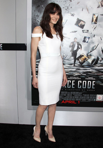 Celebrities attending the 'Source Code' Los Angeles premiere at the Arclight Cinemas in Hollywood, CA.