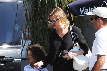 Stella Ivery Ellen Pompeo Out in Studio City With Her Daughter