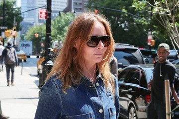Stella McCartney Stella McCartney Out and About in NYC