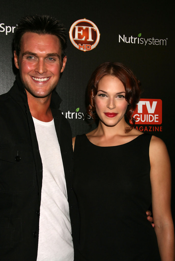 Owain Yeoman Amanda Righetti Amanda Righetti Husband