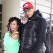 Tameka 'Tiny' Harris T.I. And Tiny Arrive In Washington D.C.