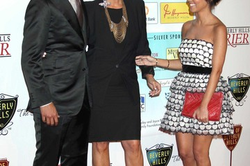 Kris Jenner Scott Disick The Taste Of Beverly Hills Celebration