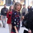 Taylor Swift Wears Her Heart on Her Sleeve